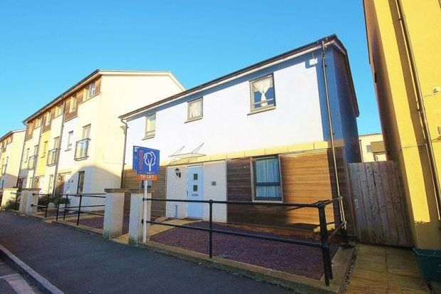 Thumbnail Property to rent in Newfoundland Way, Bristol