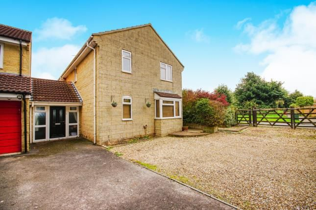Thumbnail Link-detached house for sale in Stirling Close, Yate, Bristol, Gloucestershire