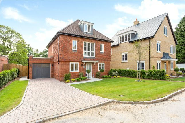 5 bed detached house for sale in 16, The Carisbrooke, Parklands Manor, Besselsleigh, Oxfordshire OX13
