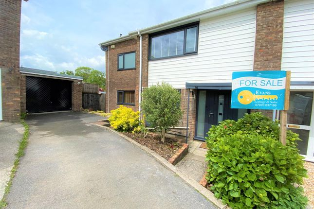 Thumbnail Property for sale in Fforest Fach, Tycroes, Ammanford