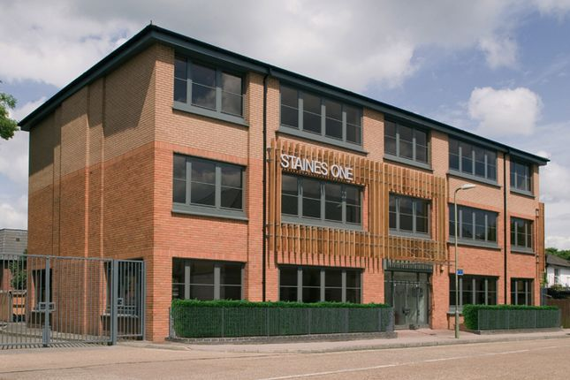 Thumbnail Office to let in Station Approach, Staines