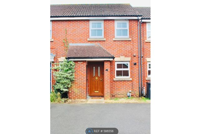 Thumbnail Terraced house to rent in Wraysbury Close, Luton