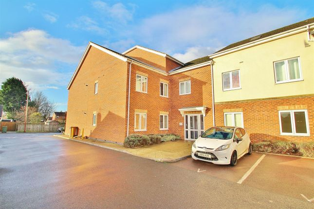 Thumbnail Flat for sale in Jack Hardy Close, Syston, Leicestershire