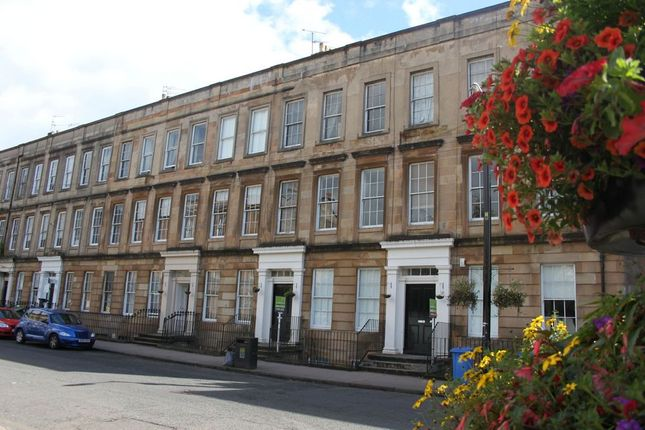 Thumbnail Flat to rent in Corunna Street, Glasgow