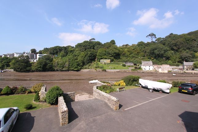 View From Lounge of Bridgend, Noss Mayo, Plymouth PL8