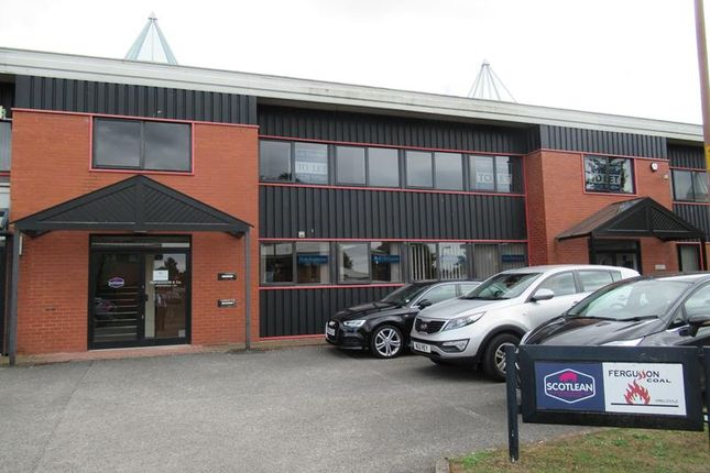 Thumbnail Office to let in First Floor, Unit 3B, Wavell Drive, Rosehill, Carlisle, Cumbria
