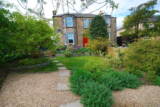 Thumbnail Semi-detached house for sale in Magdalene's Road, Perth