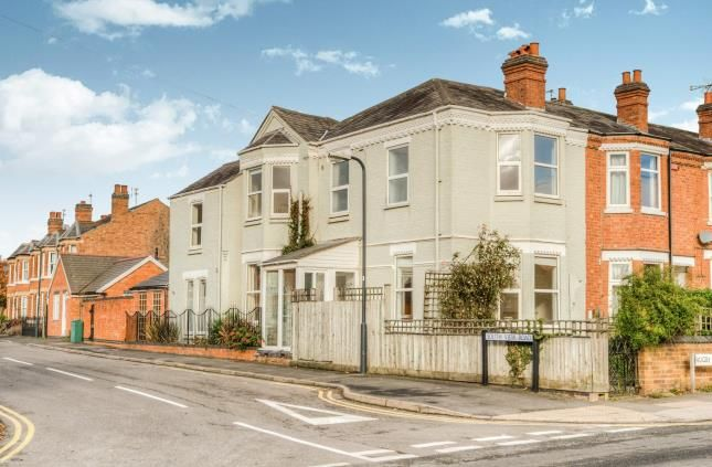 Thumbnail End terrace house for sale in Rugby Road, Cubbington, Leamington Spa, Warwickshire