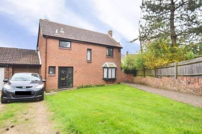 Thumbnail Detached house for sale in Evensford Walk, Irthlingborough, Wellingborough
