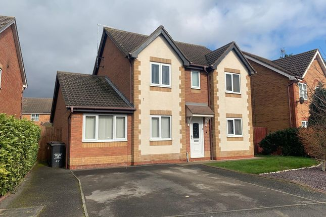 4 bed detached house to rent in Colwell Drive, Boulton Moor, Derby DE24