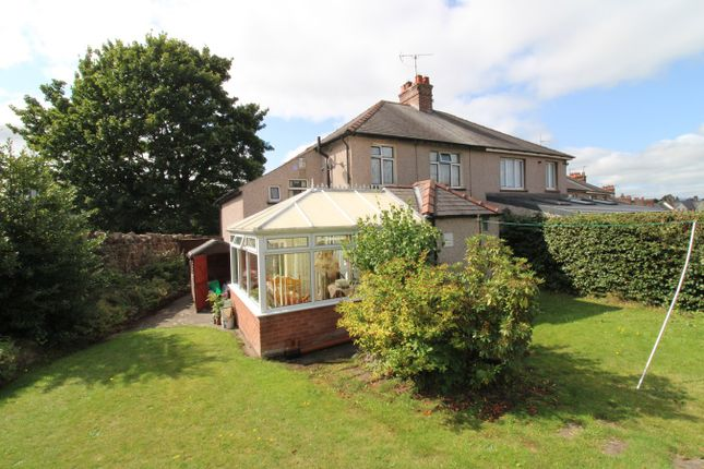 Thumbnail Semi-detached house for sale in Carleton Road, Penrith