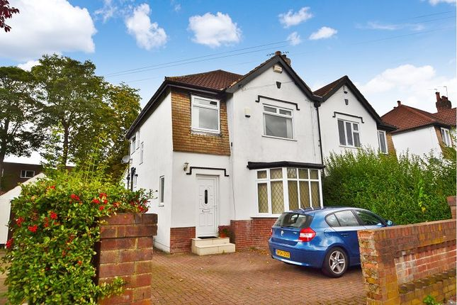 Thumbnail Semi-detached house to rent in Kings Croft Gardens, Moortown