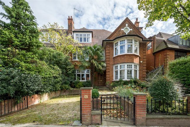 7 bed semi-detached house for sale in Rosecroft Avenue, Hampstead, London