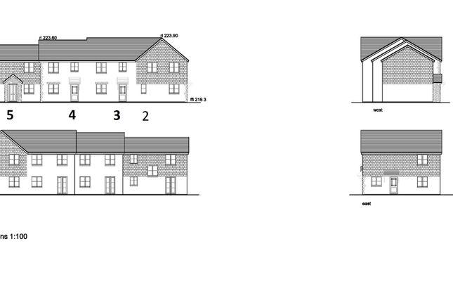 Thumbnail End terrace house for sale in Roseveare Close, Pensilva, Liskeard