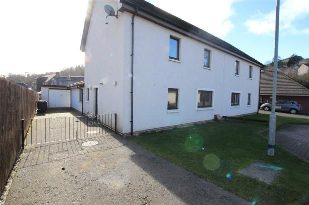Thumbnail Semi-detached house to rent in Wheatlands Road, Galashiels, Scottish Borders
