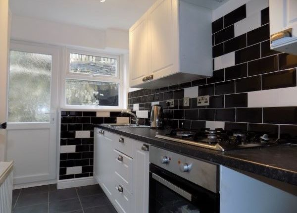 Thumbnail Terraced house to rent in Rhiw Parc Road, Abertillery
