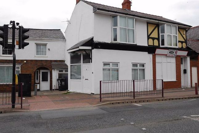 1 bed terraced house to rent in Chester Road East, Deeside, Flintshire CH5