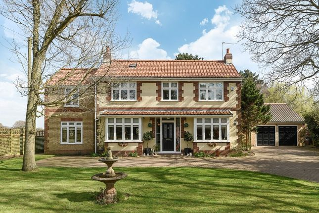 Thumbnail Detached house for sale in Mill Road, Mattishall, Dereham