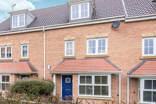 Thumbnail Town house for sale in Tuffleys Way, Thorpe Astley, Leicester