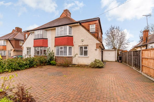 Thumbnail Semi-detached house to rent in Knightwood Crescent, New Malden