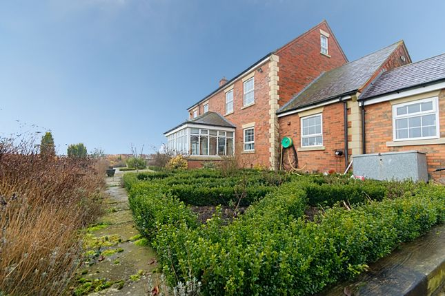 Thumbnail Farmhouse for sale in Caldecott, Market Harborough