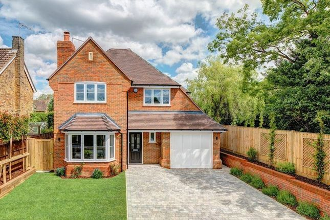 Thumbnail Detached house for sale in Crabtree Close, Beaconsfield