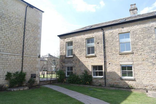 Thumbnail Semi-detached house for sale in The Stables, Berry Hill Hall, Berry Hill Lane, Mansfield
