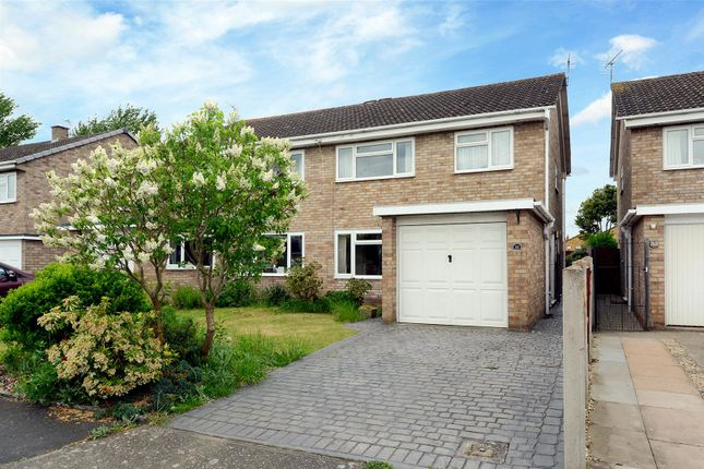 Thumbnail Semi-detached house for sale in Abingdon Road, Shrewsbury