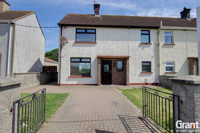 Semi-detached house for sale in Blackstaff Road, Kircubbin