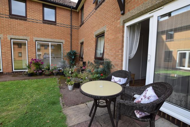 Patio Area  of Portland Close, Chadwell Heath, Romford RM6