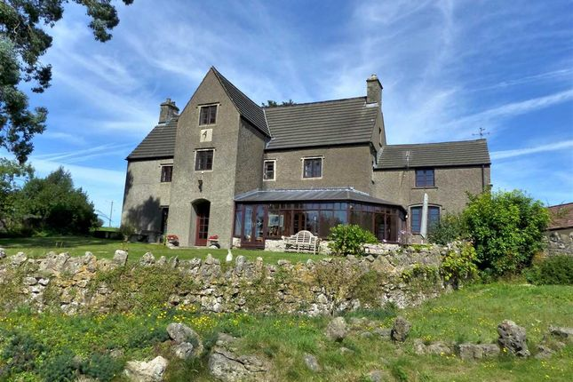 Thumbnail Detached house for sale in Penylan Farm House, Netherwent, St. Brides