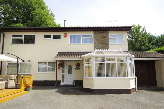 Thumbnail Detached house for sale in St. Florence, Tenby