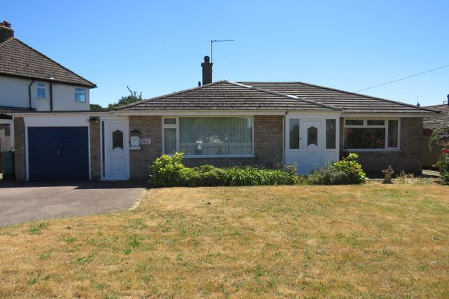 Thumbnail Detached bungalow to rent in Kempton Cross, Worlingham, Beccles