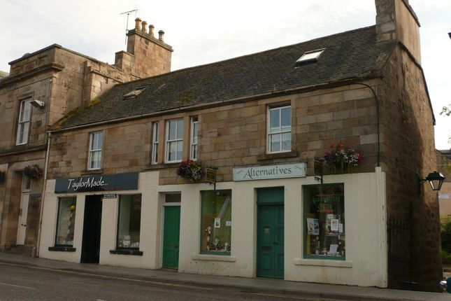 Thumbnail Flat for sale in High Street, Tain