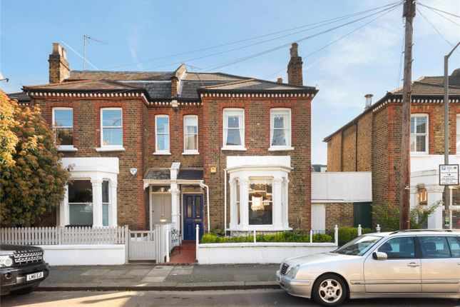Thumbnail Semi-detached house for sale in Henning Street, Battersea, London