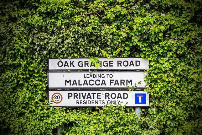 Thumbnail Detached house for sale in Oak Grange Road, West Clandon, Guildford