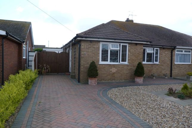 Thumbnail Semi-detached bungalow for sale in Wallace Way, Broadstairs
