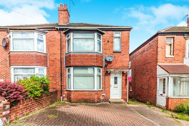 3 bed semi-detached house for sale in Ramsden Road, Broom, Rotherham