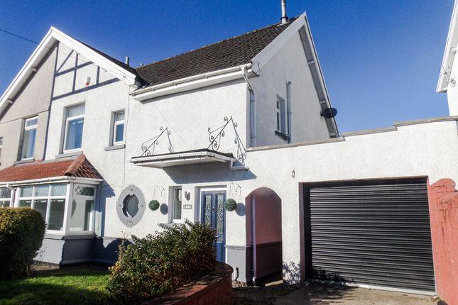 Thumbnail Semi-detached house for sale in Royal Crescent, Penydarren, Merthyr Tydfil