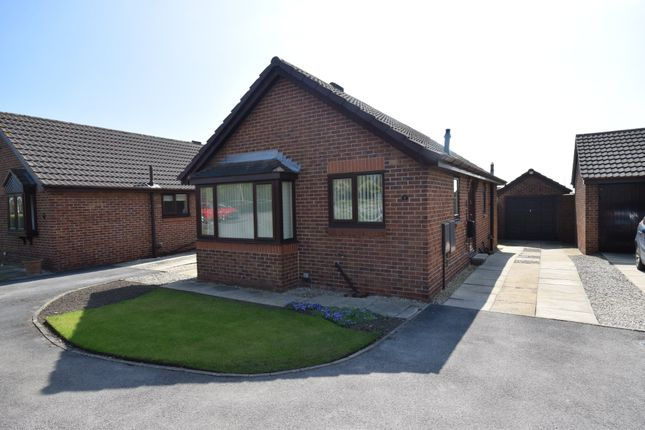 Thumbnail Detached bungalow for sale in Went Fold, Pontefract