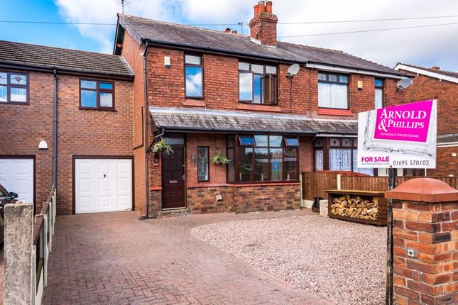 Thumbnail Property for sale in Bromilow Road, Skelmersdale