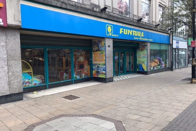 Thumbnail Retail premises to let in George Street, Luton