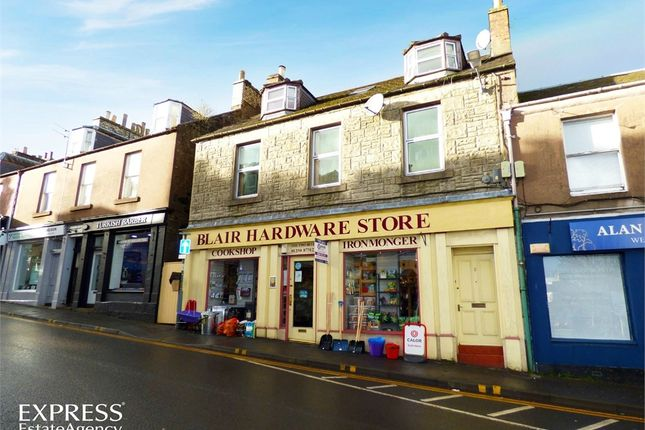 Thumbnail Flat for sale in Leslie Street, Blairgowrie, Perth And Kinross