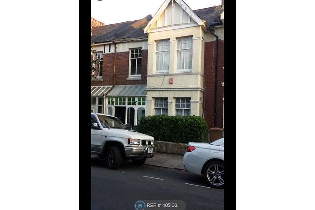 Thumbnail Terraced house to rent in College Avenue, Plymouth