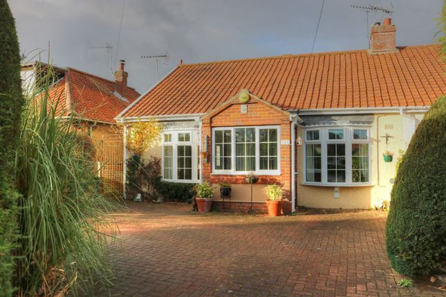 Thumbnail Semi-detached bungalow for sale in Corbet Avenue, Sprowston