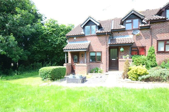 1 bed end terrace house for sale in Hilmanton, Lower Earley, Reading
