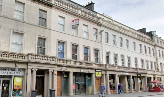 Thumbnail Flat to rent in Reform Street, T R, Dundee