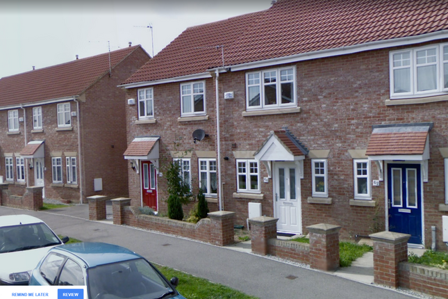 Thumbnail Terraced house to rent in Cromwell Road, Hull