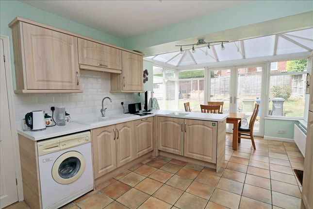 Kitchen of Fiskerton Road, Cherry Willingham, Lincoln LN3