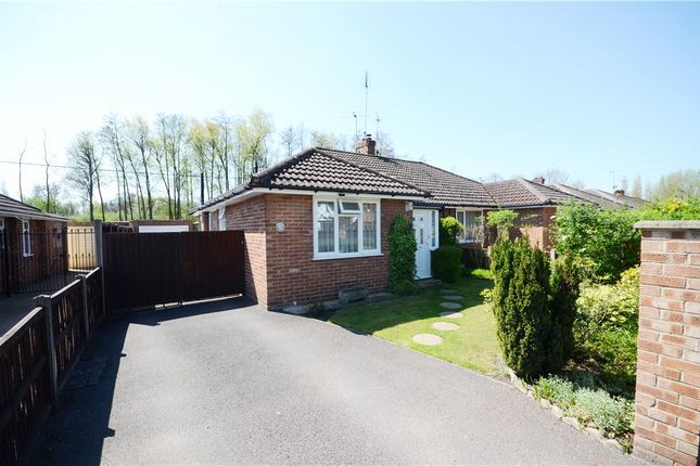 Thumbnail Semi-detached bungalow for sale in Coleford Bridge Road, Mytchett, Camberley